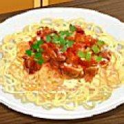 Игра Игра Кухня Сары спагетти болоньезе