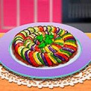Игра Игра Кухня Сары запеченный рататуй