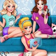Игра Игра Цветочные Макаруны (Макаронсы) Принцесс Диснея