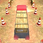 Игра Игра Парковка тяжелого грузовика
