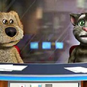 Игра Игра Говорящий кот Том 3