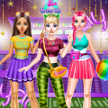 Игра Игра Одевалки: Девушки Чирлидеры