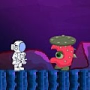 Игра Игра Путешествие космонавта 4