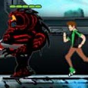 Игра Игра Бен 10: вирусы