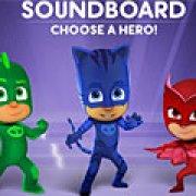 Игра Игра Герои в масках звуки