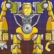 Игра Игра Собирать роботов