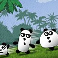 Игра Игра Три панды
