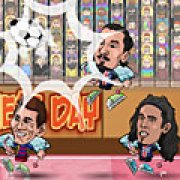 Игра Игра Футбол головами: День святого Валентина