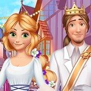 Игра Игра Средневековая свадьба Рапунцель