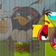 Игра Игра Angry birds: счастливая семья