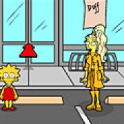Игра Игра «Пила»: Лиза Симпсон