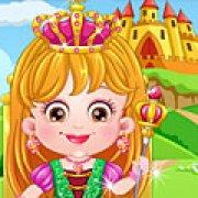 Игра Игра Малышка Хейзел: принцесса королева