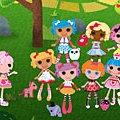 Игра Игра Лалалупси: парад друзей