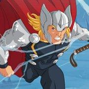 Игра Игра Мстители Тор: безумие Ледяного Великана