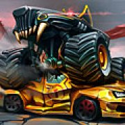 Игра Игра Сумасшедшие грузовики 2