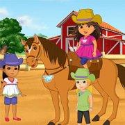 Игра Игра Даша: легенда о потерянной лошади