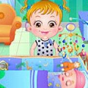 Игра Игра Малышка Хейзел: вакцинация малыша