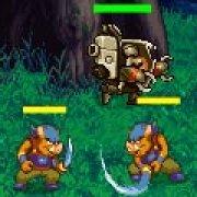 Игра Игра Злой металлический слизняк