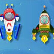 Игра Игра Космическая гонка Марио