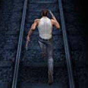 Игра Игра Росомаха: железнодорожная погоня