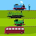 Игра Игра Томас и его друзья гонки