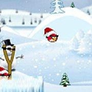 Игра Игра Angry birds: новогодний космос