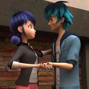Игра Игра Леди Баг и Супер Кот Тест: Твоя Пара Адриан или Лука?