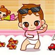 Игра Игра Гангнам Стайл танцы малыша
