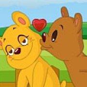 Игра Игра Тедди любит целоваться