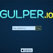 Игра Игра Gulper.io