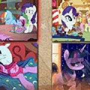 Игра Игра Пони пазлы
