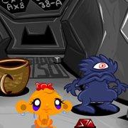Игра Игра Счастливая обезьянка: Уровень 402 Золото Пещеры