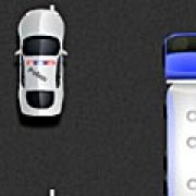 Игра Игра Гонщик полицейского авто