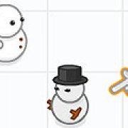 Игра Игра Битва снеговиков