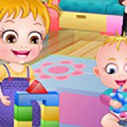 Игра Игра Малышка Хейзел: неприятности с братом