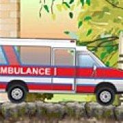 Игра Игра Водитель скорой помощи 2