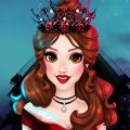 Игра Игра Принцесса Вампир: Свадебный Макияж
