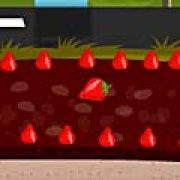 Игра Игра Хелло Китти: клубничный чизкейк