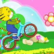 Игра Игра Езда моего велосипеда