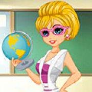 Игра Игра Одевалки учителей