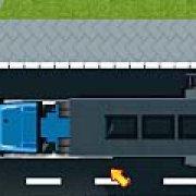 Игра Игра Трейлер для перевозки легковых автомобилей