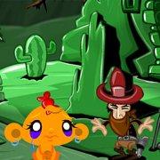 Игра Игра Счастливая обезьянка: Уровень 508