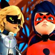 Игра Игра Леди Баг и Супер Кот искать буквы
