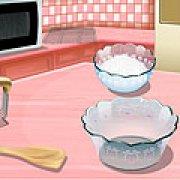 Игра Игра Сара готовит булочки