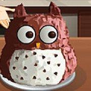 Игра Игра Кухня Сары торт сова
