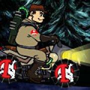 Игра Игра Квадроцикл охотников за привидениями