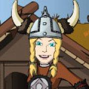 Игра Игра Одевалки: викинг