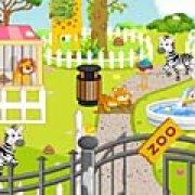 Игра Игра Зоопарк: уборка