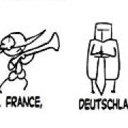 Игра Игра Троллфейс Франция против Германии