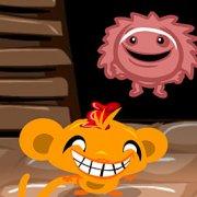 Игра Игра Счастливая обезьянка уровень 181